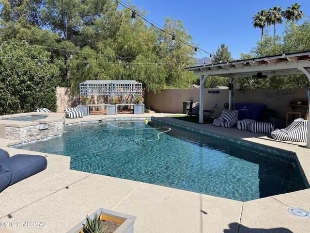 12302 E Gold Dust Drive, Tucson, AZ 85749 (MLS #22112318) :: The Luna Team