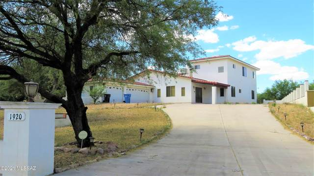 1920 W Sunset Drive, Nogales, AZ 85621 (#22112321) :: Long Realty Company