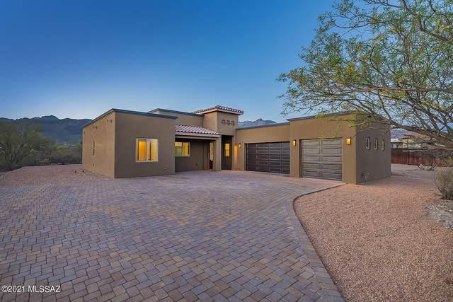 9681 E Walnut Tree Drive, Tucson, AZ 85749 (#22112334) :: Long Realty Company