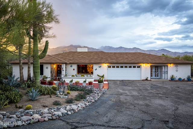 5211 E Paseo Del Bac, Tucson, AZ 85718 (#22112339) :: Long Realty - The Vallee Gold Team