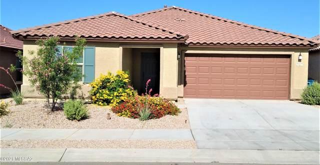9079 N Wagon Spoke Court, Tucson, AZ 85742 (#22112350) :: The Josh Berkley Team