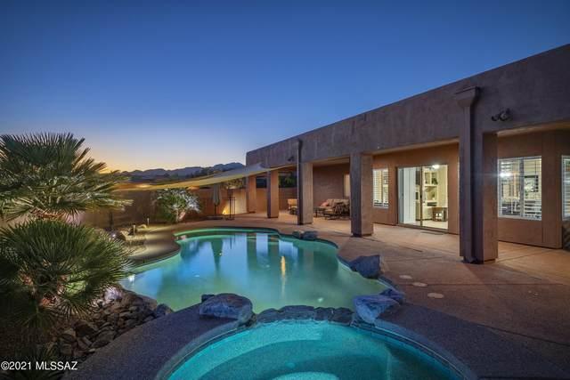 721 W Bright Canyon Drive, Oro Valley, AZ 85755 (#22112351) :: Long Realty Company