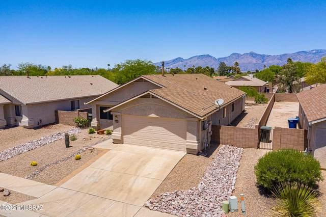 8145 E Snakeroot Drive, Tucson, AZ 85710 (#22112353) :: Long Realty Company