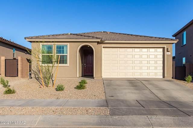 3467 W Scenic Park Drive, Tucson, AZ 85742 (#22112361) :: Long Realty Company