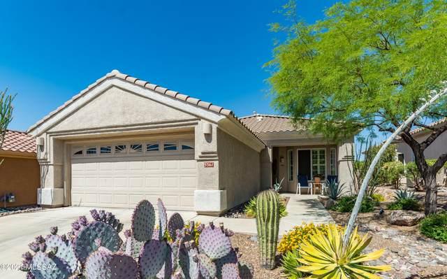 5361 W Winding Desert Drive, Marana, AZ 85658 (#22112367) :: Tucson Real Estate Group