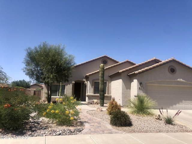 8219 N Sombrero Point Drive, Tucson, AZ 85743 (#22112368) :: Kino Abrams brokered by Tierra Antigua Realty