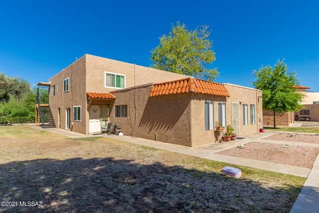 6509 E Calle La Paz D, Tucson, AZ 85715 (#22112376) :: Long Realty Company