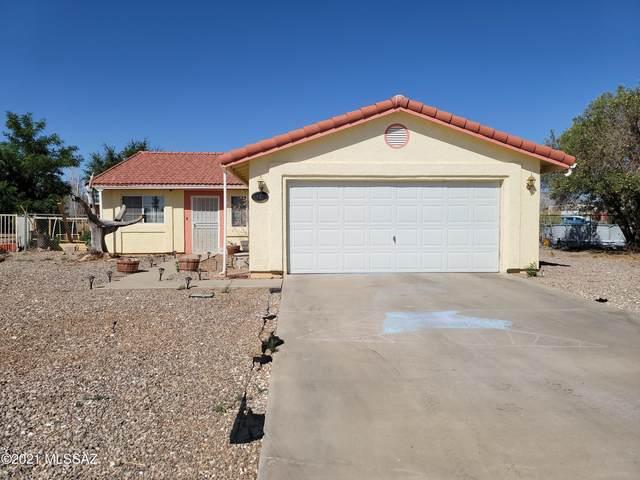 467 Ironwood Circle, Sunsites, AZ 85625 (MLS #22112389) :: The Luna Team