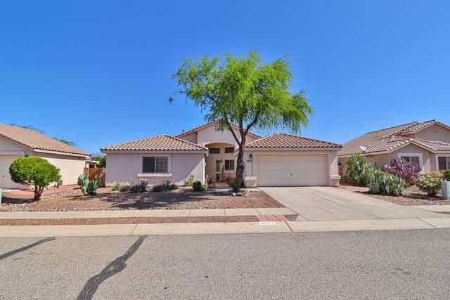 9573 E Whetstone Mountain Street, Tucson, AZ 85748 (#22112396) :: Long Realty Company