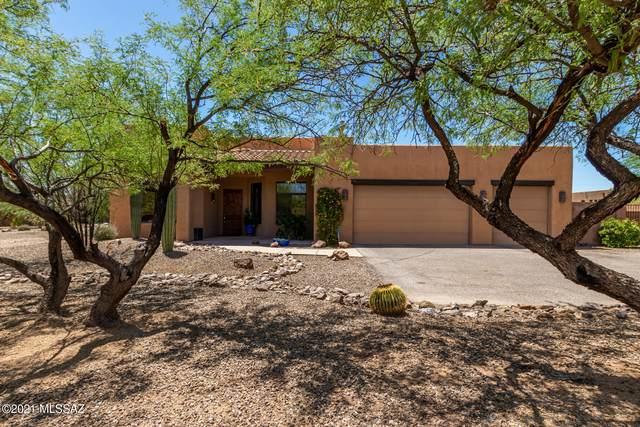 2335 N Roanna Court, Tucson, AZ 85749 (#22112401) :: Long Realty Company