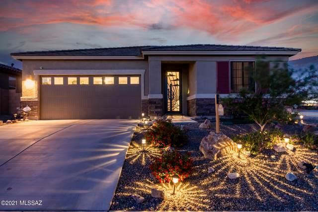 8010 N Desert Gum Drive, Tucson, AZ 85741 (#22112404) :: Long Realty Company