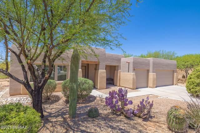 12583 N Yellow Bird Road, Oro Valley, AZ 85755 (#22112409) :: AZ Power Team
