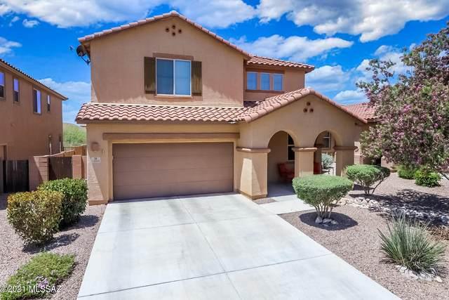 12919 N Indian Palms Drive, Oro Valley, AZ 85755 (#22112411) :: AZ Power Team