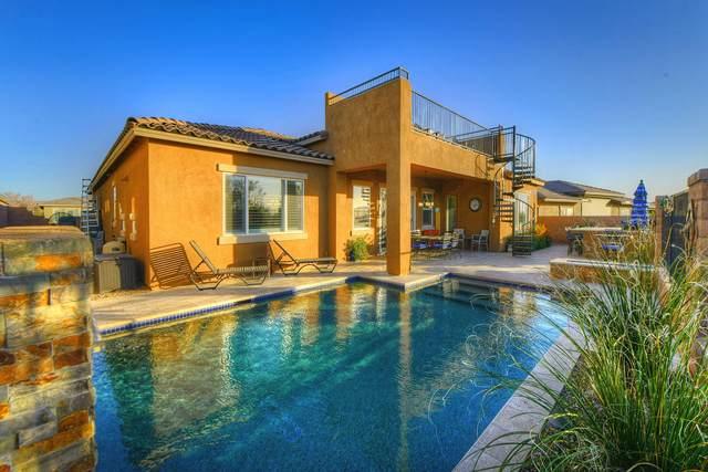 7440 W Cactus Flower Pass, Marana, AZ 85658 (#22112417) :: Tucson Real Estate Group