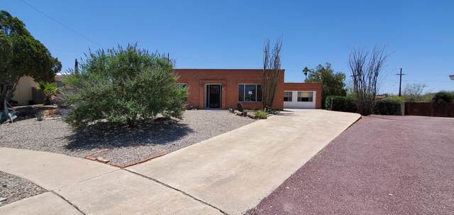 832 S Hermosa Hills Place, Tucson, AZ 85710 (#22112419) :: Long Realty Company