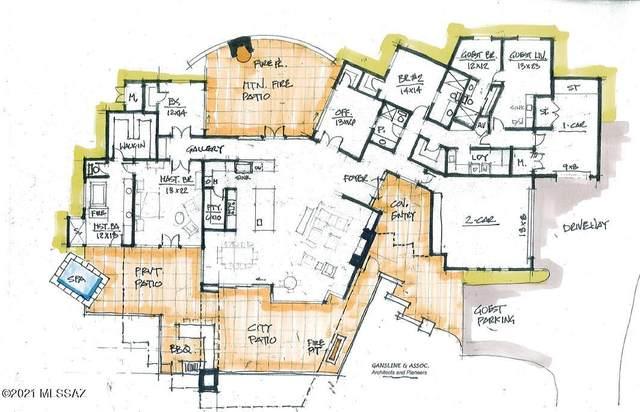 7515 N Secret Canyon Drive, Tucson, AZ 85718 (#22112440) :: Tucson Real Estate Group