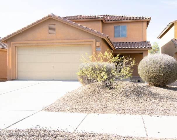 4029 E Agate Knoll Drive, Tucson, AZ 85756 (#22112441) :: Kino Abrams brokered by Tierra Antigua Realty