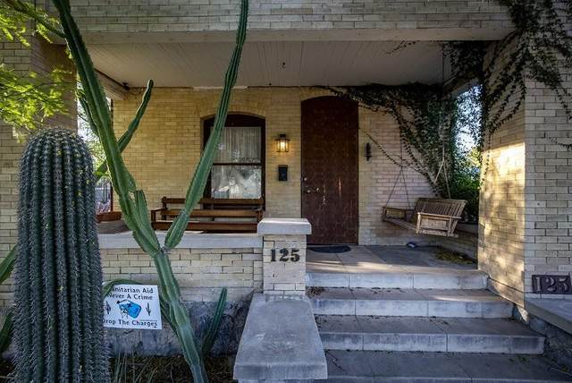125 E 15Th Street, Tucson, AZ 85701 (#22112446) :: Gateway Realty International
