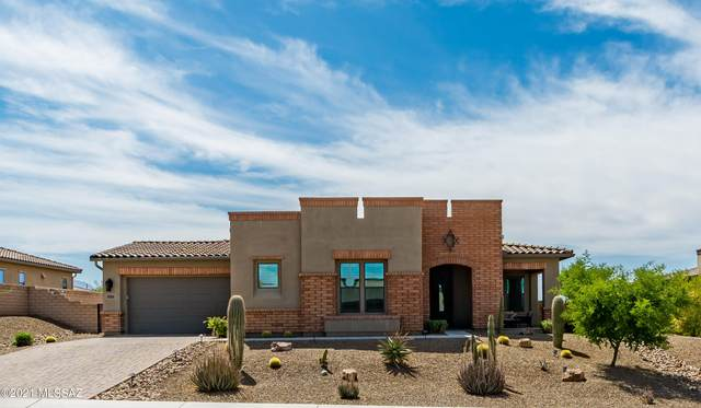 14100 N Crooked Creek Drive, Marana, AZ 85658 (#22112448) :: AZ Power Team