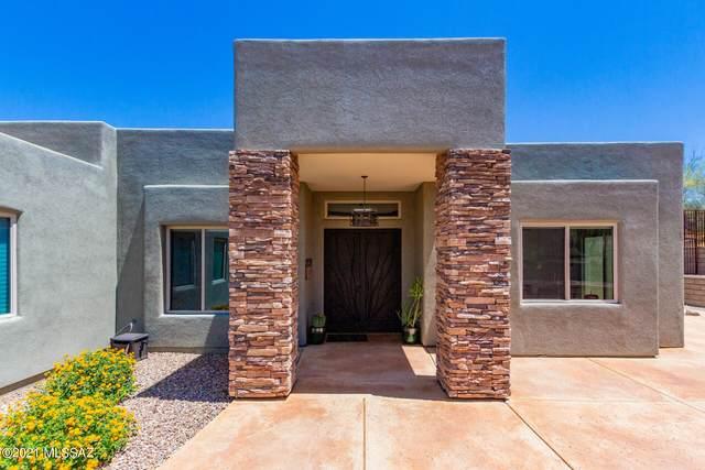 5880 Tucson Mountain Drive, Tucson, AZ 85743 (#22112464) :: Gateway Realty International