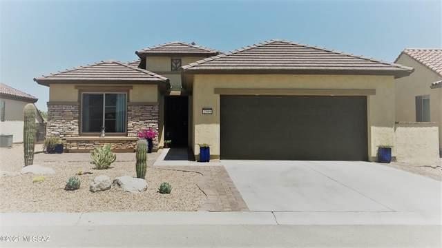 2595 E Josephine View Drive, Green Valley, AZ 85614 (#22112465) :: AZ Power Team
