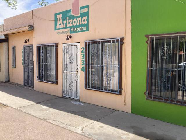 2334 S 4Th Avenue, Tucson, AZ 85713 (#22112469) :: The Local Real Estate Group | Realty Executives
