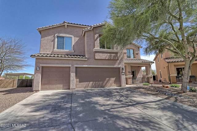 14435 S Camino Guadal, Sahuarita, AZ 85629 (#22112472) :: Tucson Real Estate Group