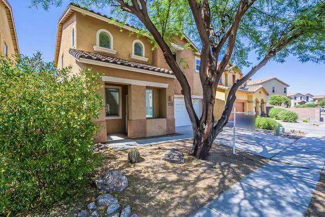 1673 W Blue Horizon Street, Tucson, AZ 85704 (#22112473) :: Gateway Realty International