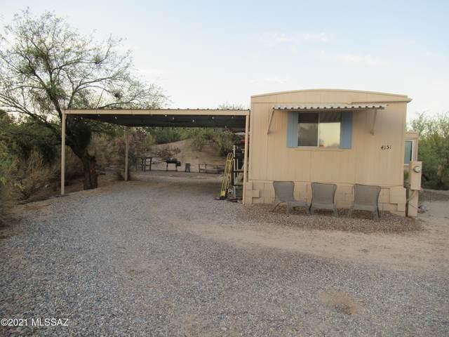 4151 E White Hill Way, Tucson, AZ 85739 (#22112476) :: Keller Williams