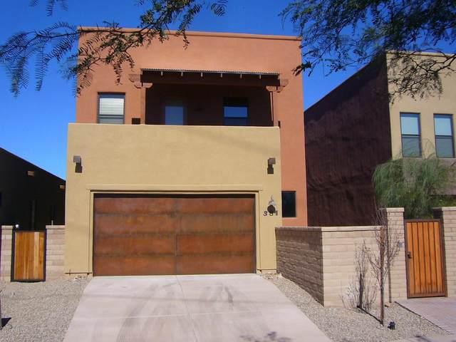 381 E Calderwood Road, Tucson, AZ 85704 (#22112481) :: Gateway Realty International