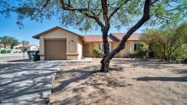 8764 E Almond Street, Tucson, AZ 85730 (#22112484) :: Gateway Realty International