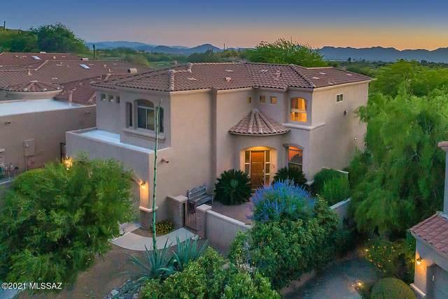 3451 E Corte Paloma Brava, Tucson, AZ 85718 (#22112485) :: Keller Williams