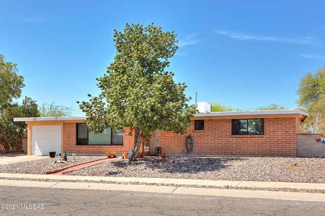 7461 E 31St Street, Tucson, AZ 85710 (#22112508) :: The Josh Berkley Team