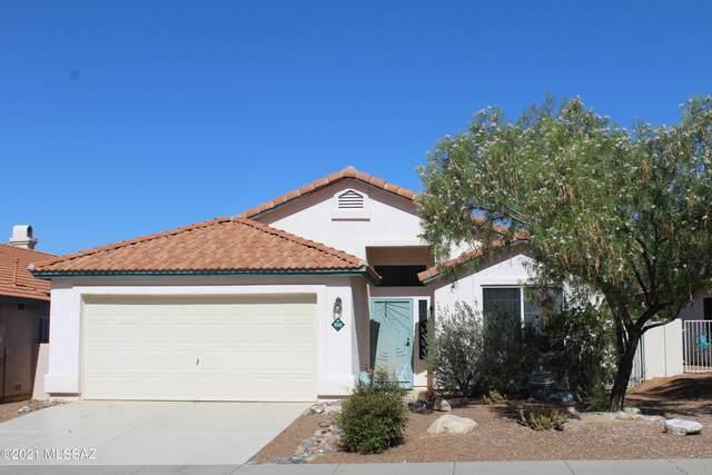 12333 N Brightridge Drive, Oro Valley, AZ 85755 (#22112509) :: AZ Power Team