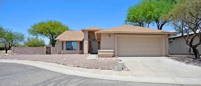 2560 W Camino De La Caterva, Tucson, AZ 85742 (#22112512) :: Keller Williams