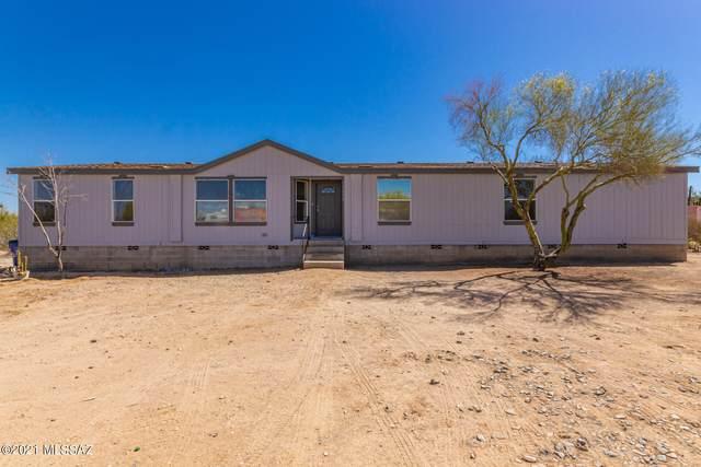 10820 W Ina Road, Tucson, AZ 85743 (#22112514) :: Gateway Realty International