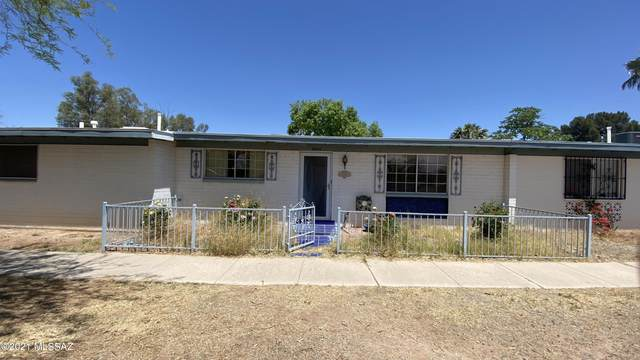 4040 S Evergreen Avenue, Tucson, AZ 85730 (#22112523) :: Gateway Realty International