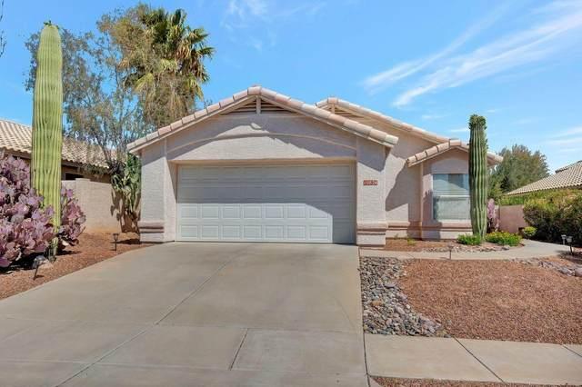 10826 N Sand Canyon Place, Oro Valley, AZ 85737 (#22112525) :: Keller Williams