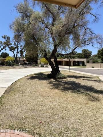 2446 N Sonoita Place, Tucson, AZ 85712 (#22112526) :: Gateway Realty International