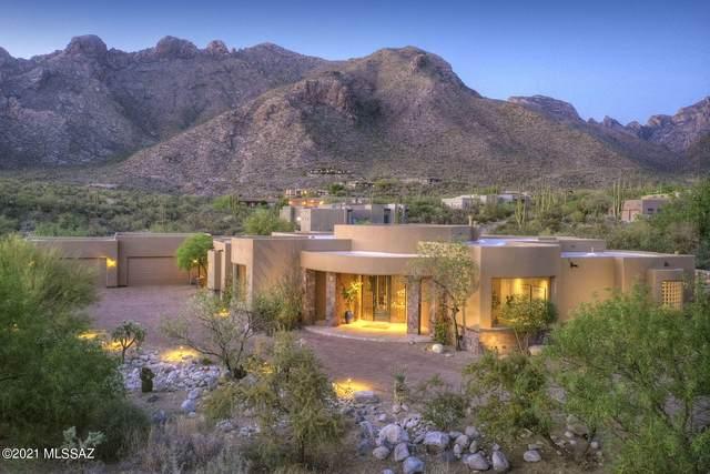 1593 E Sahuaro Blossom Place, Tucson, AZ 85718 (#22112528) :: Keller Williams