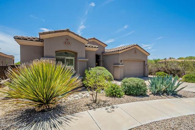 6165 N Campo Abierto, Tucson, AZ 85718 (#22112533) :: Keller Williams