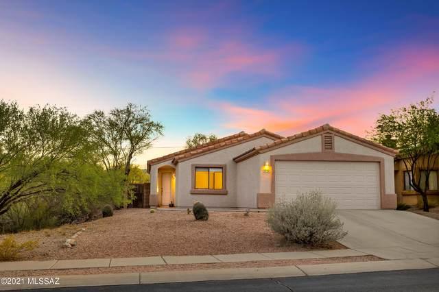 3757 N Nash Creek Court, Tucson, AZ 85745 (#22112538) :: AZ Power Team