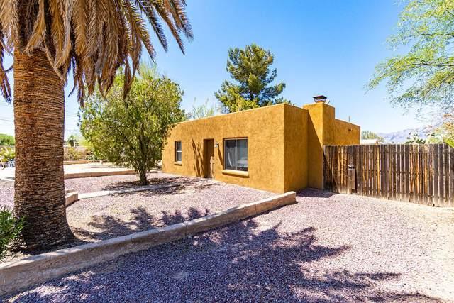 3925 E Fairmount Street, Tucson, AZ 85712 (#22112541) :: Gateway Partners International