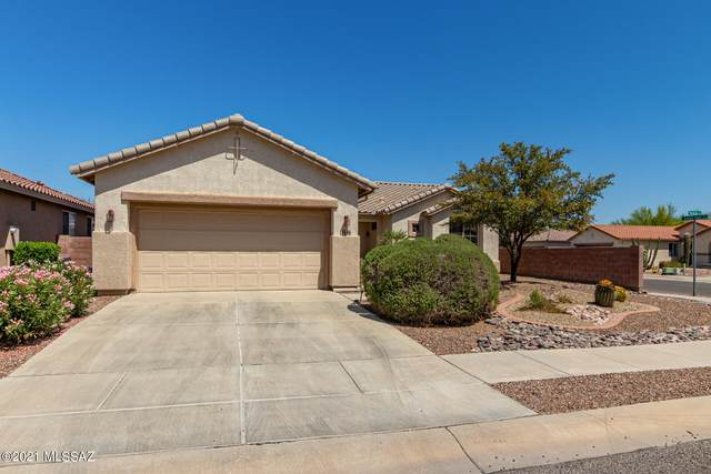 7454 W Mystic Sky Lane, Tucson, AZ 85743 (#22112548) :: Gateway Realty International