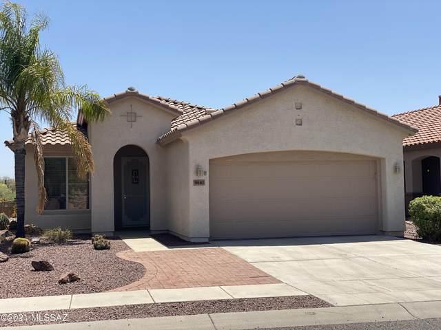 9440 N Twinkling Shadows Way, Tucson, AZ 85743 (#22112553) :: Gateway Realty International