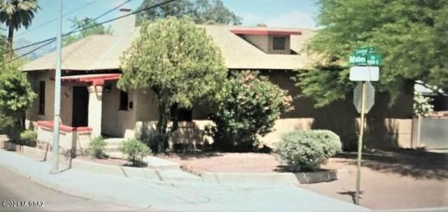 1901 E Mabel Street, Tucson, AZ 85719 (#22112560) :: The Dream Team AZ