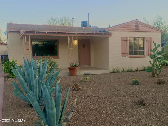 2814 E Waverly Street, Tucson, AZ 85716 (#22112567) :: Tucson Real Estate Group