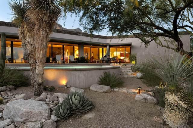 3371 E Finger Rock Circle, Tucson, AZ 85718 (#22112570) :: Gateway Realty International