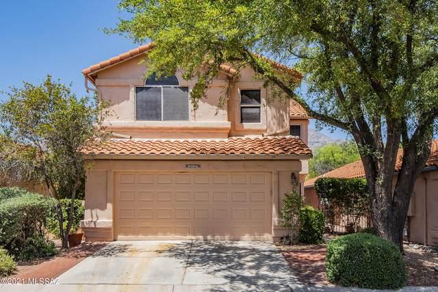 5384 N Entrada De Sabino, Tucson, AZ 85750 (#22112577) :: Keller Williams