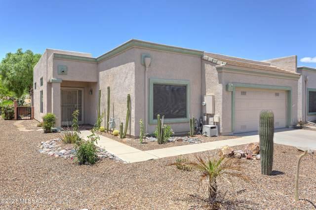 2400 S Cliff Drive, Green Valley, AZ 85614 (#22112578) :: AZ Power Team